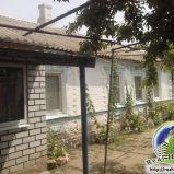 Продается газиф. дом  в с. Андровка, в 25 км. от Бердянска