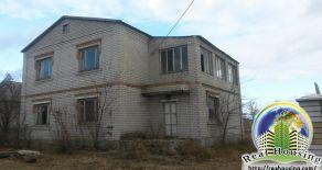 Продается двухэтажный дом,  село Азовское